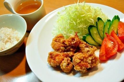Japanese Fried Chicken | Karaage