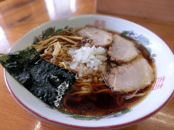 Japanese Popular Noodle Dish