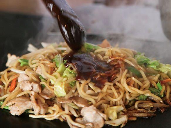 Yakisoba | Japanese-style Chow Mein