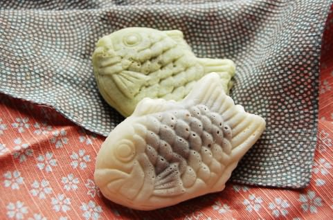 Taiyaki | Red Bean Paste Cake