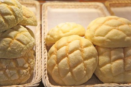 Melon Bread | Melonpan Pastries