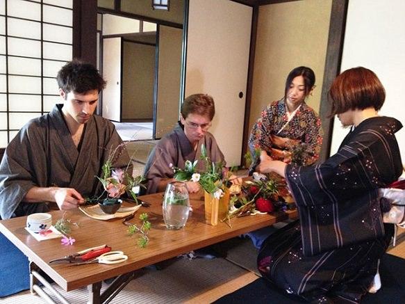 Japanese Flower Arranging | Kado
