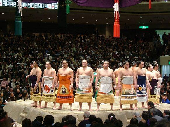 Origin of Sumo