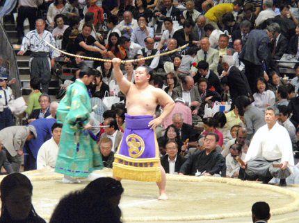 Sumo Ceremonies