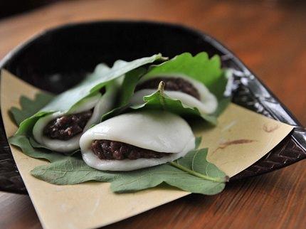 Kashiwa-mochi