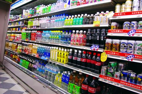 Convenience Store in Japan | Japan Deluxe Tours