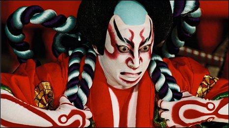 Kabuki-classical Japanese dance-drama