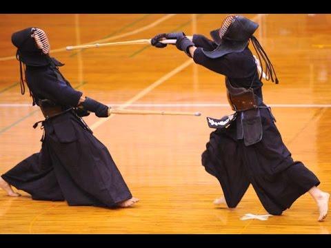Kendo-modern Japanese martial art