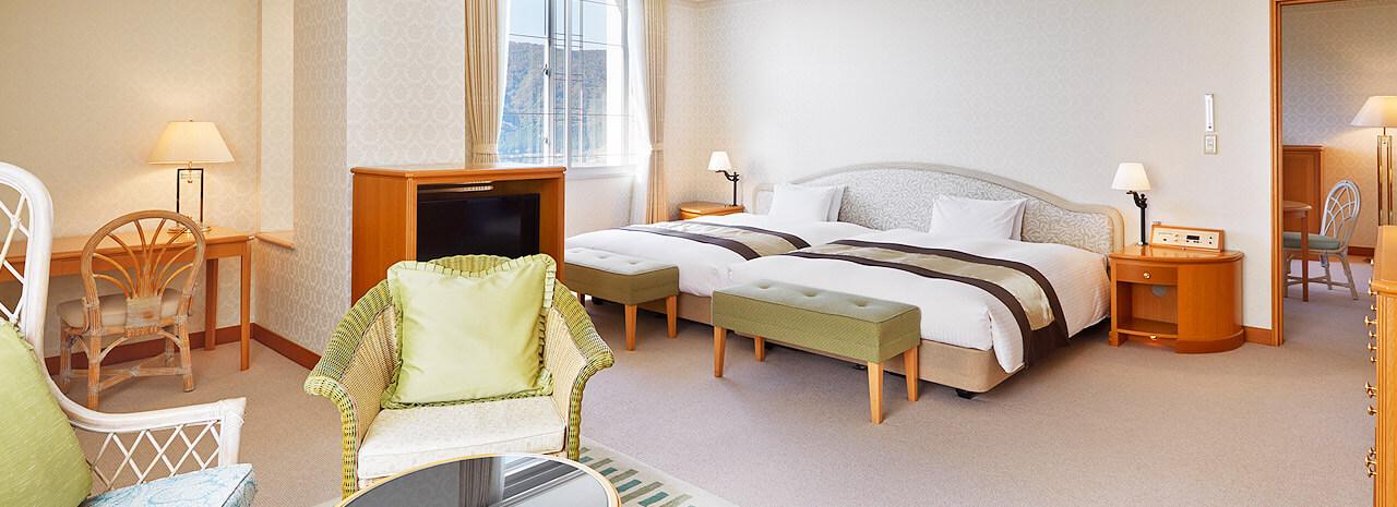 Hakone Palace Hotel