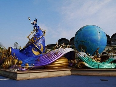 4. Tokyo Disney Sea
