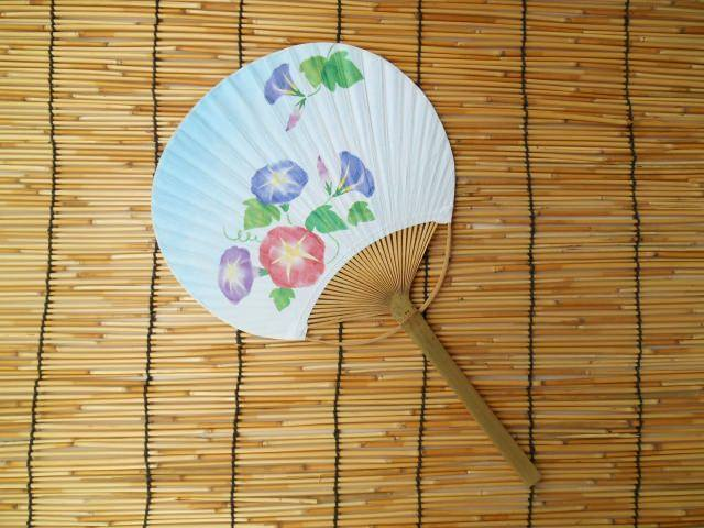 The Traditional Japanese Paper Fan