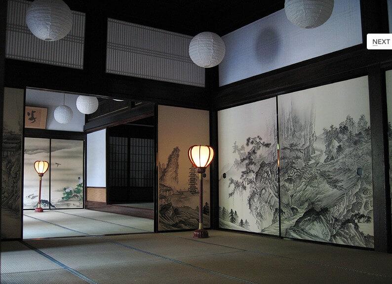Anrakuji Temple - Shukubo
