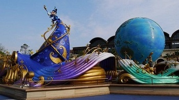 Tokyo DisneySea 1 Day