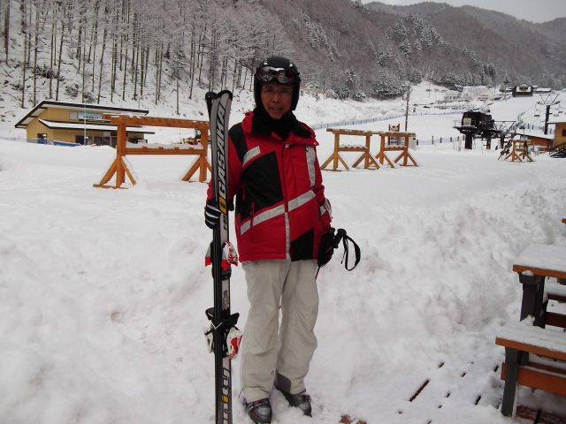 Be Prepared: Skiing in Japan!