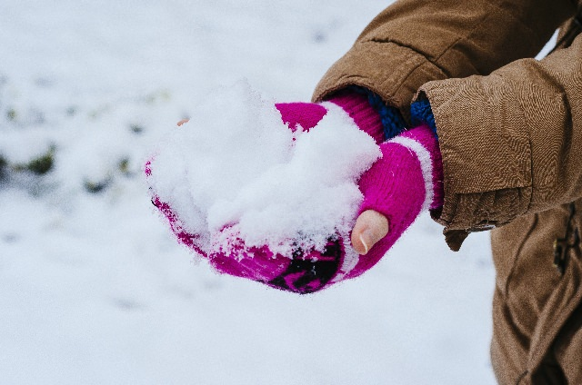 Snowball fighting done Right!