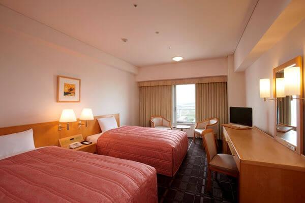Hotel Kansai Airport Washington