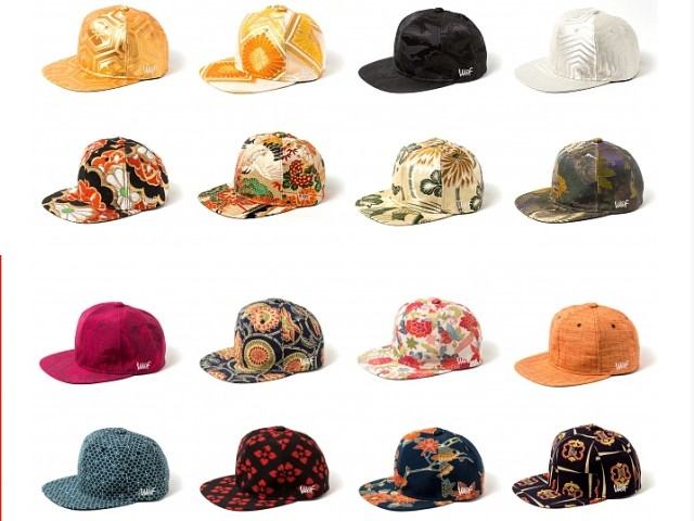 Kimono and Obi Hats for the Fashionista in you