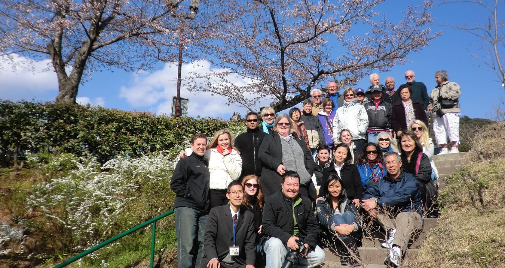 Japan Golden Route Tour Group