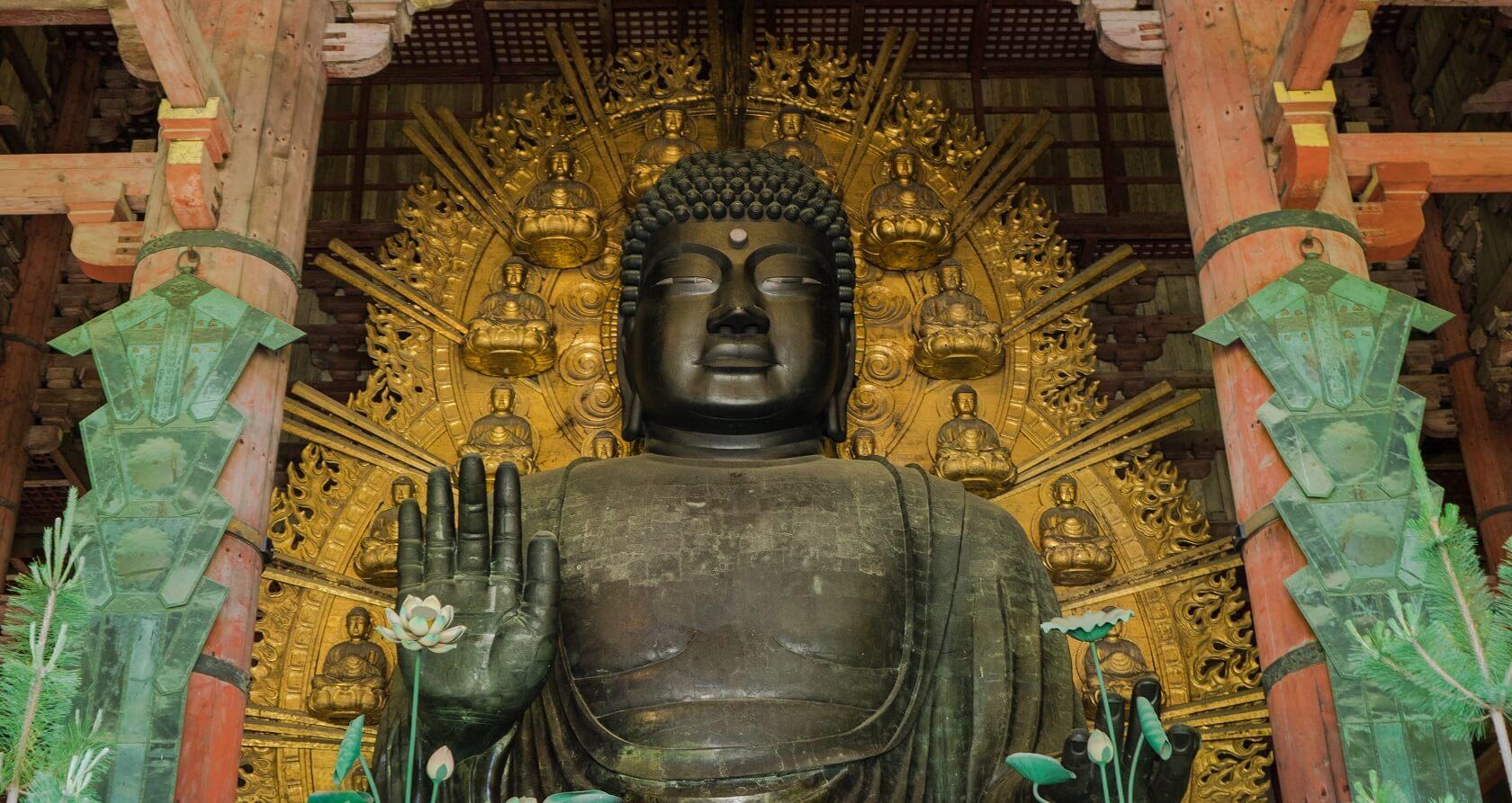 Todaiji Big Buddha