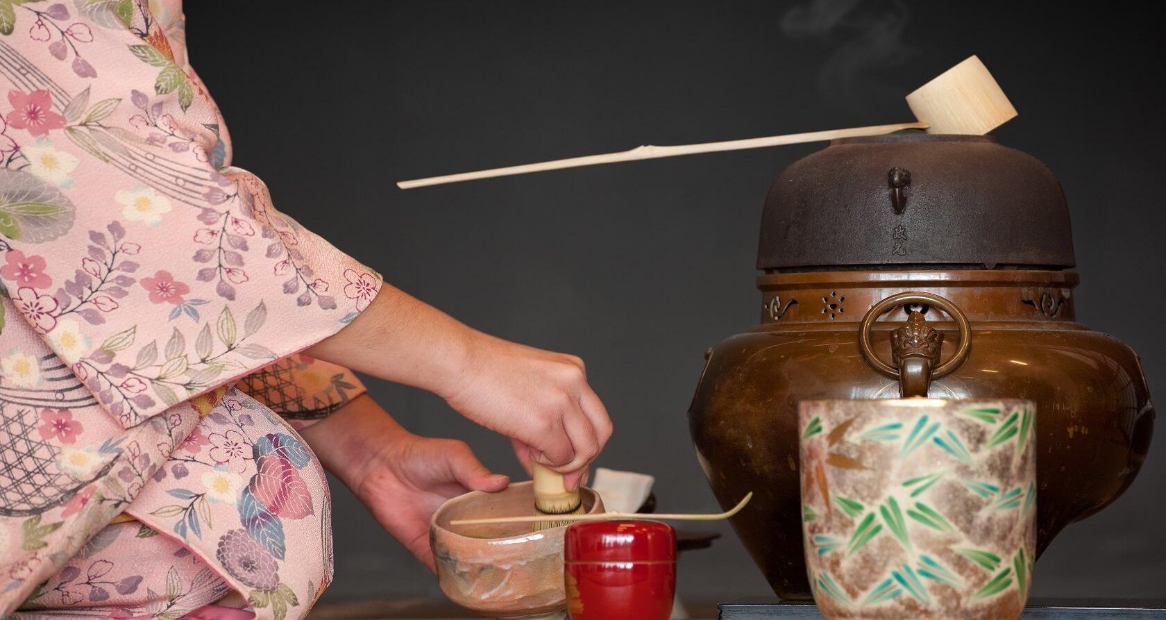 Sado Tea Ceremony