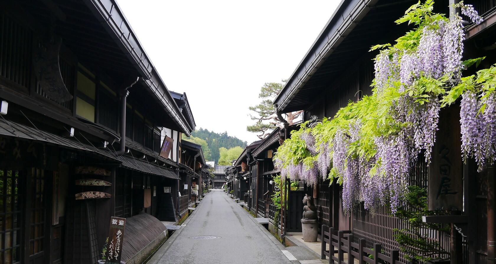 Old Town Takayama