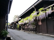 Photo of Takayama old town - beautifully preserved with many buildings
