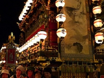 4. Autumn Takayama Festival | Hidden Village Tours<a name=fest5></a>