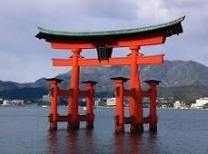 Photo of Miyajima Itsukushima Shrine - Floating Torii