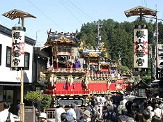 Photo of Takayama Festival Floating Parade