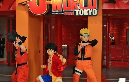 J-World