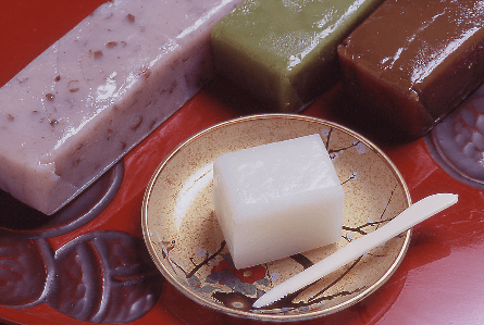 Uirō | Japanese Steamed Cake