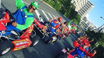 Tokyo Anime & Mario Kart Tour 6 Days Tokyo