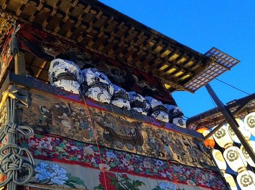 4. Kyoto Gion Festival with Anime (& Hiroshima)<a name=anime3></a>