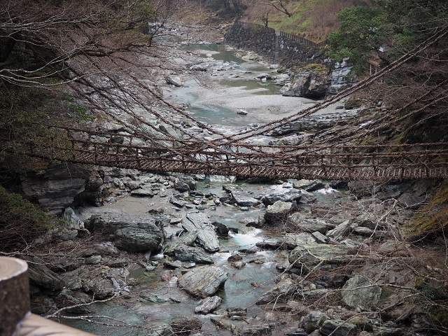 Travel Japan: Iya Valley Kazurabashi