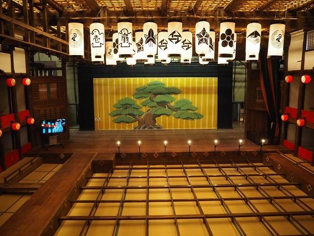 Kanamaru-za Theatre