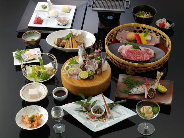 Traditional japanese cuisine travel japan for Abis japanese traditional cuisine