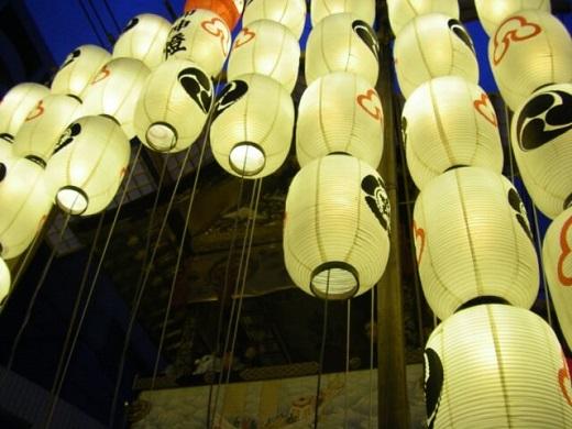 4. Kyoto Gion Festival with Anime & Hiroshima <a name=gion5></a>