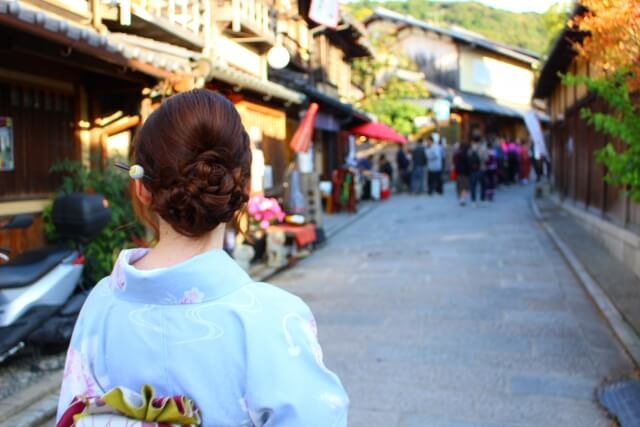 Experience Kimono