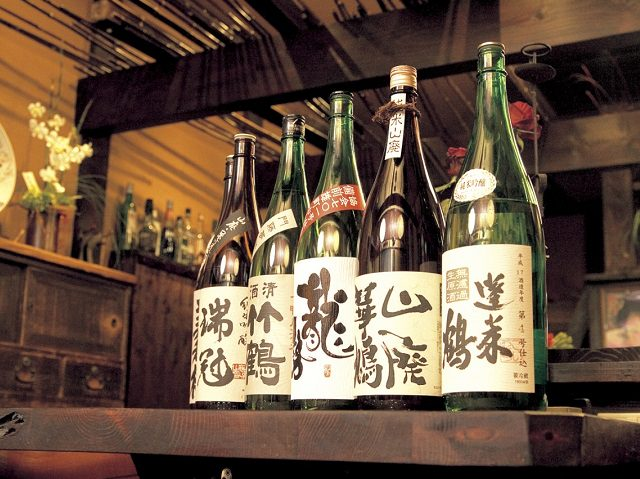 Japanese Alcohol