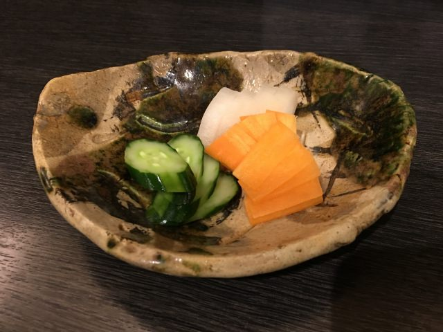 Tsukemono in Japanese food culture