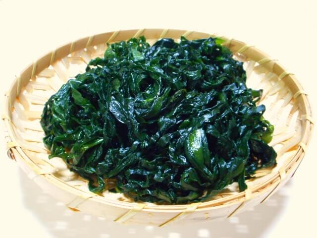 Edible Sea Weeds