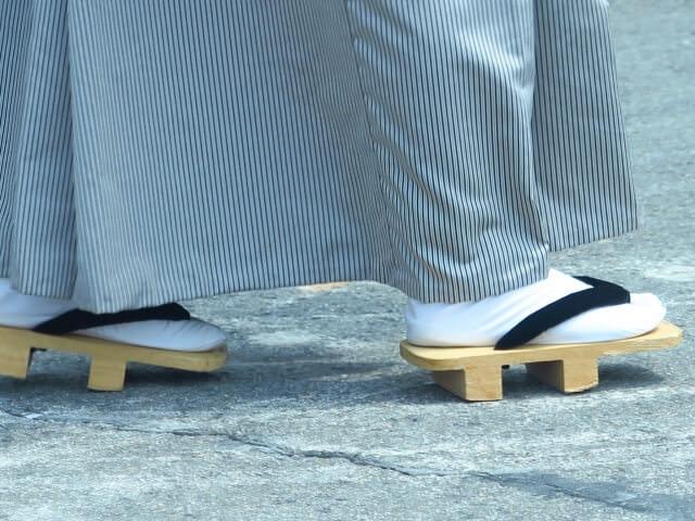 Geta, Japanese sandal