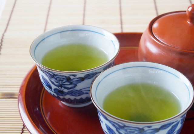 Food for Thought: Different Types of Green Tea
