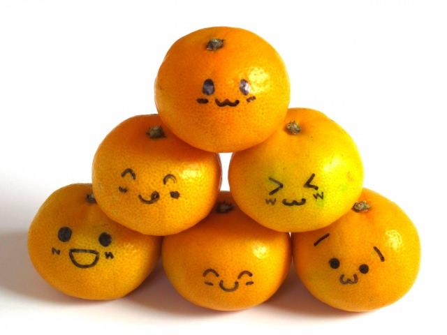 Japanese Tangerines