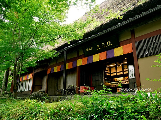 Traditional Japanese Handicraft Village