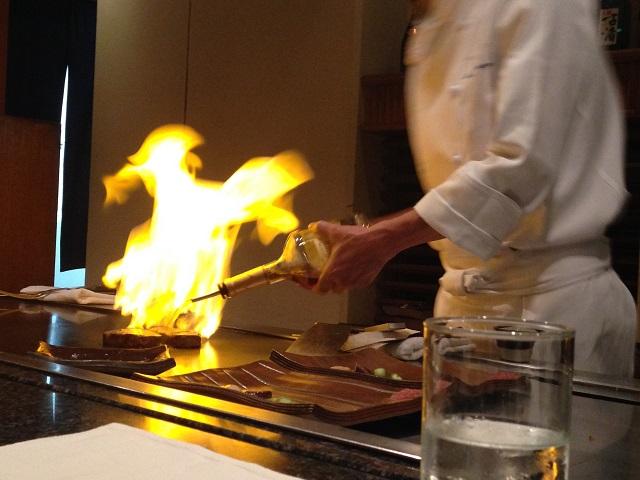 Japanese Teppan-Yaki Grilling