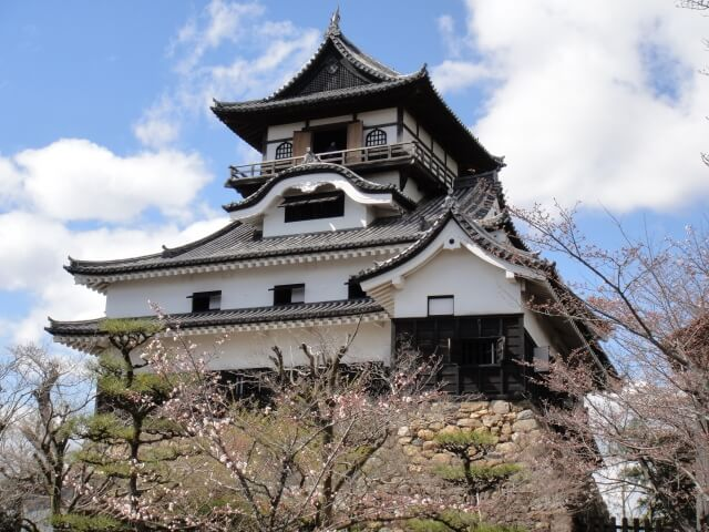 One of 12 Castles from the Pre-Edo Period