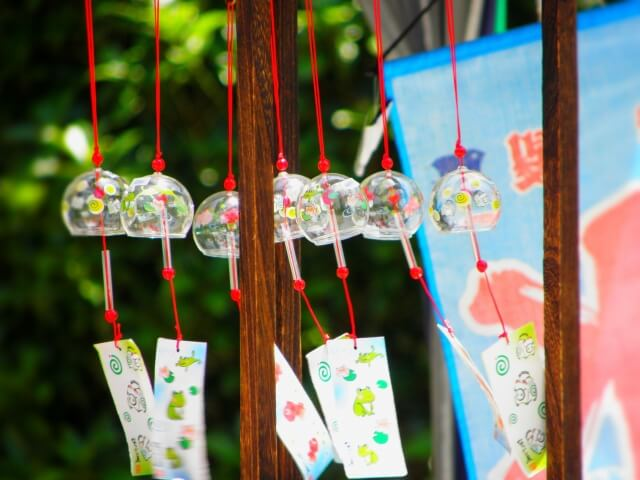 Japanese Wind-Chimes