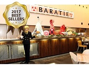 Chef Sanji at the One Piece Restaurant