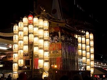 2. Kyoto Gion Festival Tour with Hiroshima<a name=gion3></a>